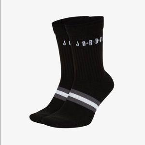 Nike Air Jordan Legacy Crew Socks 2 Pairs, NWT